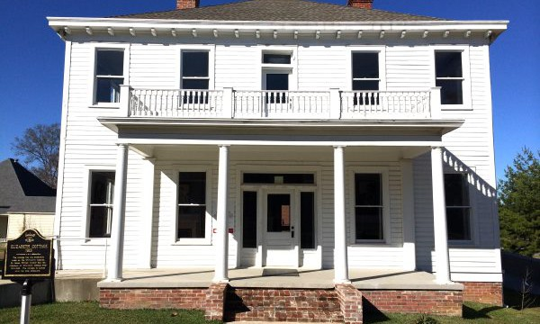 MSA Receives Grant for Elizabeth Cottage Restoration