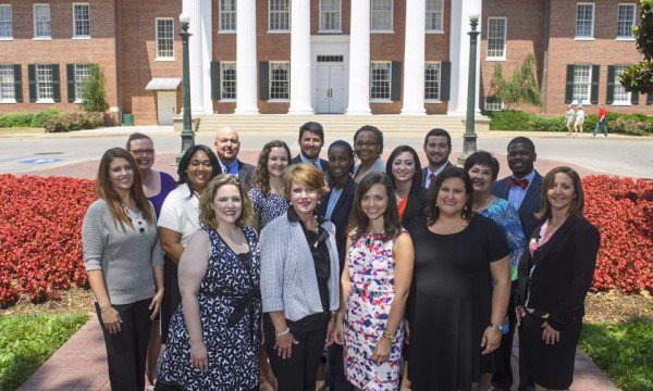 Peagler Joins 16 Other Educators in Principal Corps