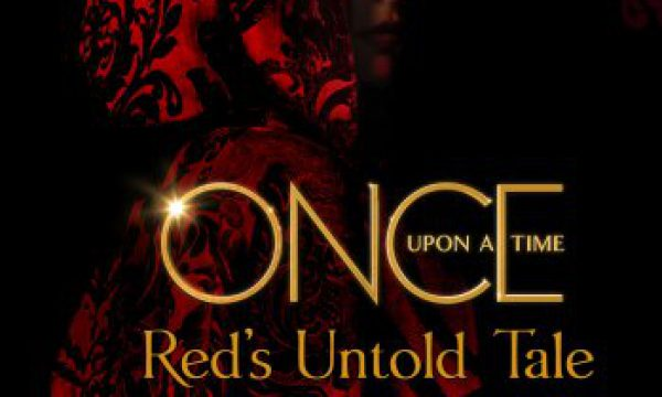 """Red's Untold Tale"" – Artist's Portfolio Lands on Novel Cover"