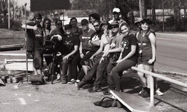 "MSA Students Experience Film Life ""On Set"""