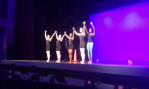 MSA Dance Performs at Carey Dance Leader Alliance Concert