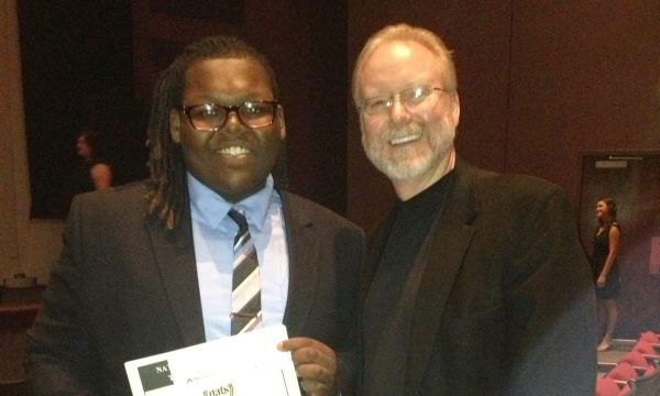 Christian Brumfield Wins Second at Tri-State Vocal Competition