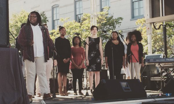 MSA Students Make Presence Known at Ole Brook Festival