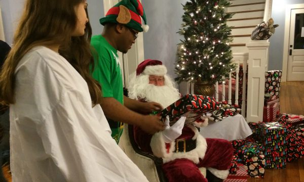 MSA Students Provide a Christmas for Local Children's Home