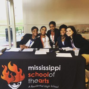 Student Enrollment Mississippi School Of The Arts