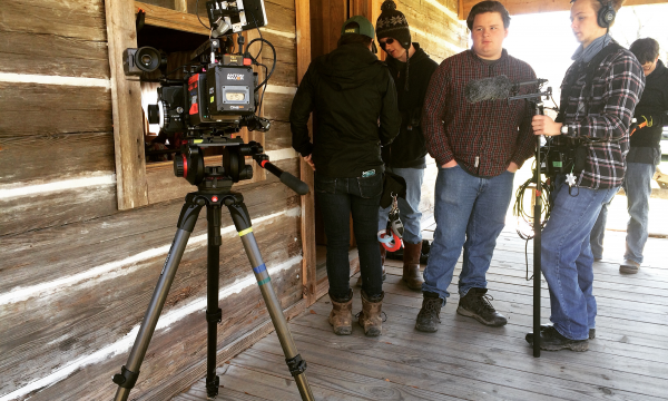 Media Students Intern With Arizona-based Film Company