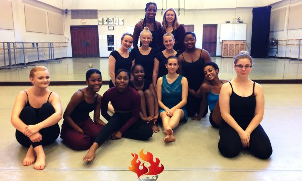 MSA Dance Represented at 2017 Mississippi Dance Festival