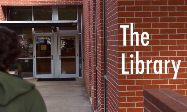 Lincoln County Library, the Scene of a Comedic Short Film