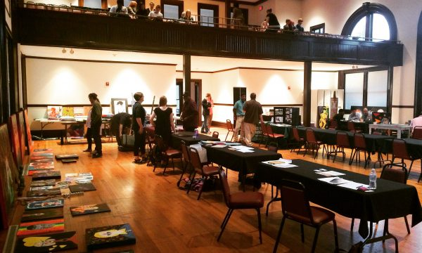 MSA Hosts 2017 Portfolio Review and Audition Day