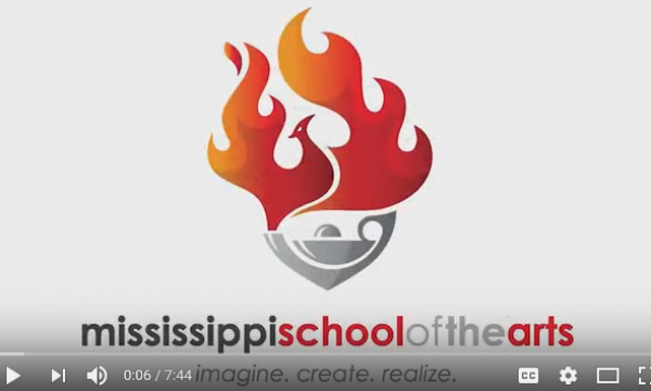 Mississippi Department of Education Spotlights Fine Arts School