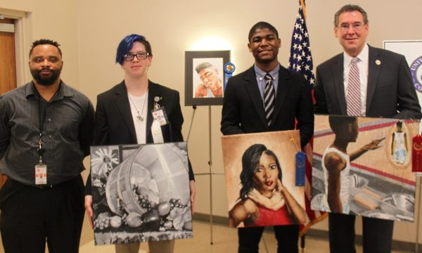 MSA Visual Artists Receive Top Awards in Congressional Competition