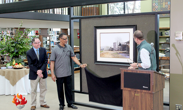 Renowned Artist, Dean Mitchell, Unveils Watercolor Painting