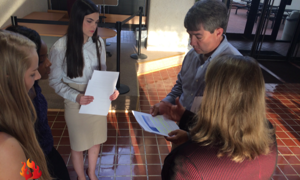 Student Government Association Appeals to Brookhaven City Council