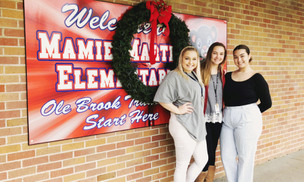 MSA Interact Club Serves 300+ Mamie Martin Elementary Students