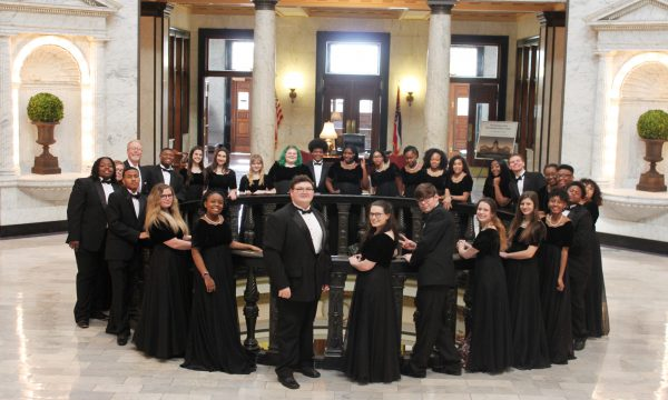 MSA Chorale Opens 2019 Legislative Session in House of Representatives