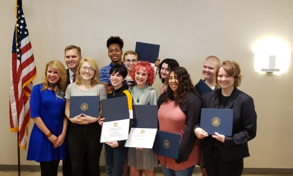 Visual Students Capture Awards in 2019 Congressional Art Competition