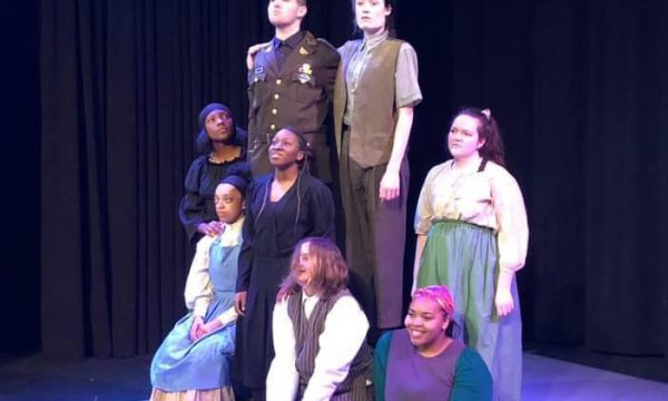 Theatre and Literary Students Shine in South Dramafest Competition