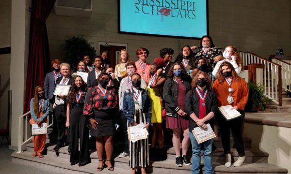 Twenty-Nine MSA Students Receive Awards in Mississippi Scholars Initiative